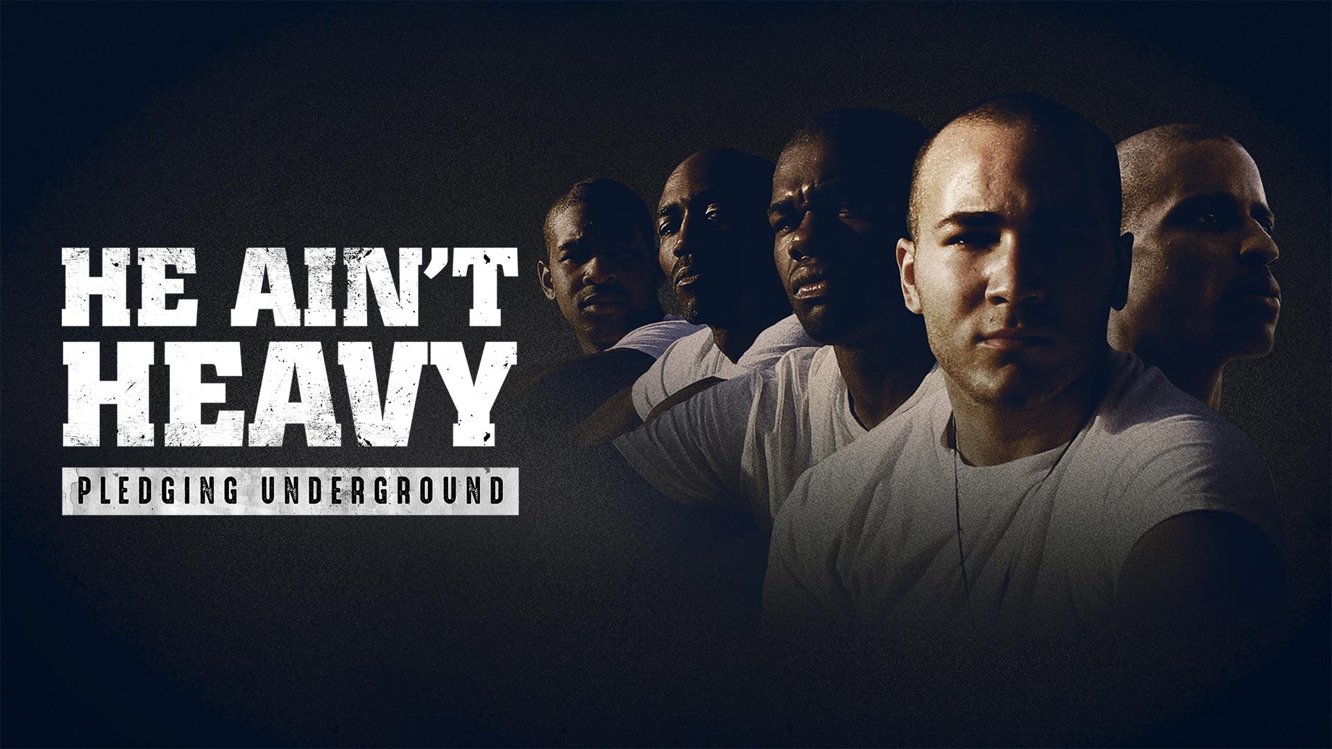 He Ain't Heavy...Pledging Underground - Drama category image