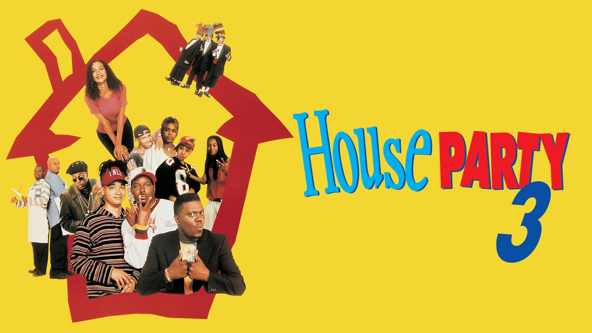 House Party 3 - New Releases category image