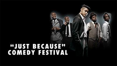 Just Because Comedy Festival - International category image