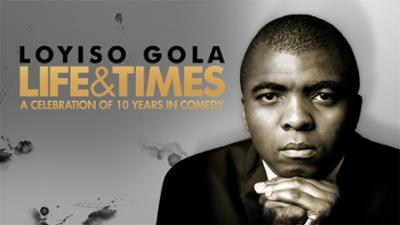 Loyiso Gola: Life & Times - International category image