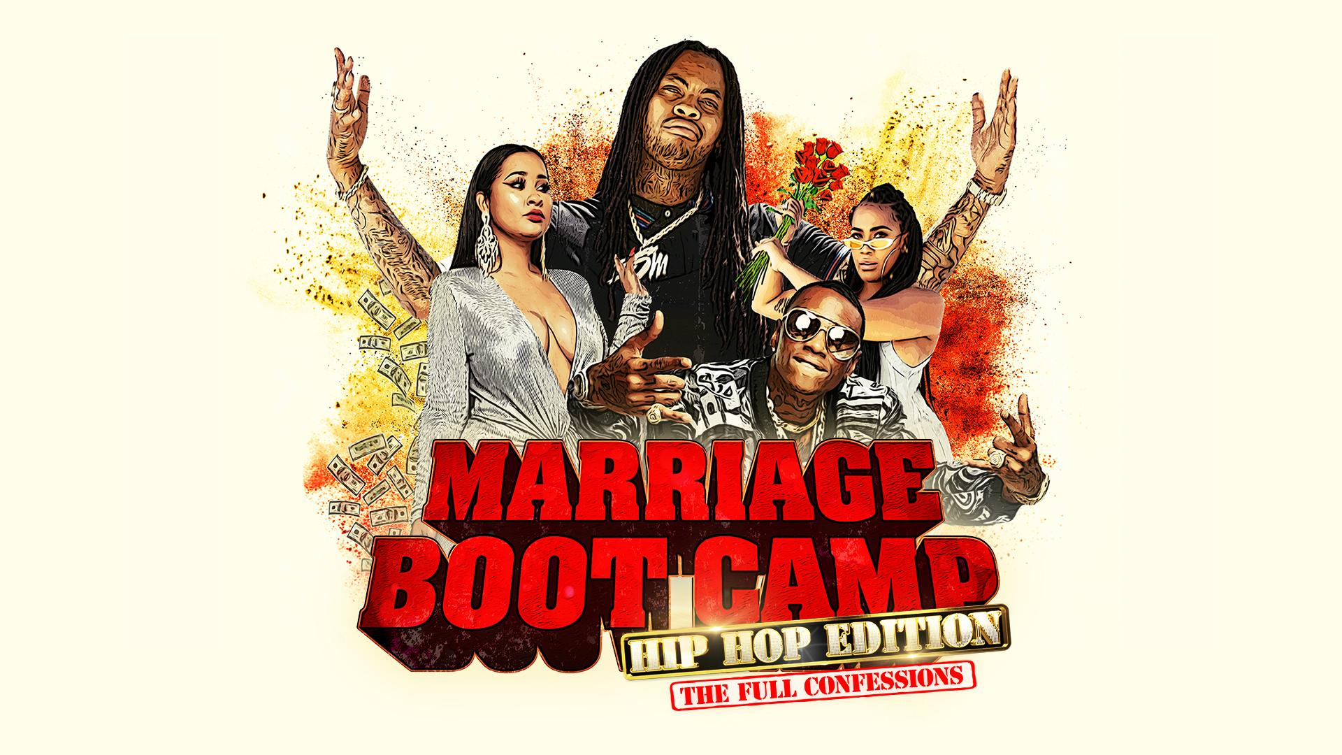 Marriage Boot Camp: Hip Hop Edition - Music & Culture category image