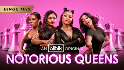 Notorious Queens - ALLBLK Originals & TV category image