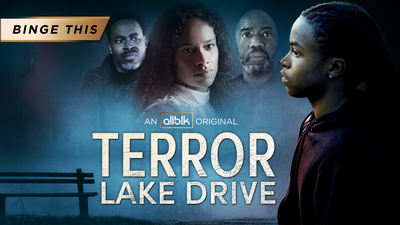 Terror Lake Drive - Thrills and Chills category image