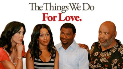 The Things We Do For Love - Comedy category image