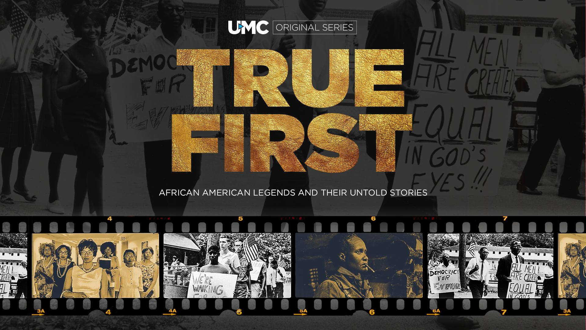 True First - Salutes Black History Month category image