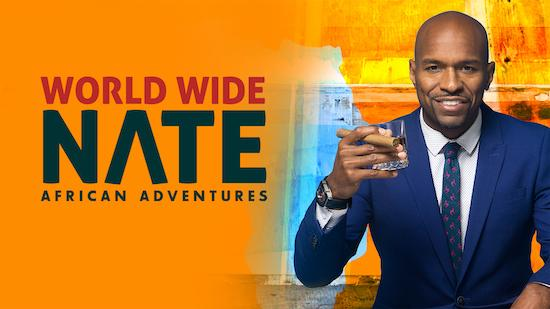 World Wide Nate: African Adventures - Documentary category image