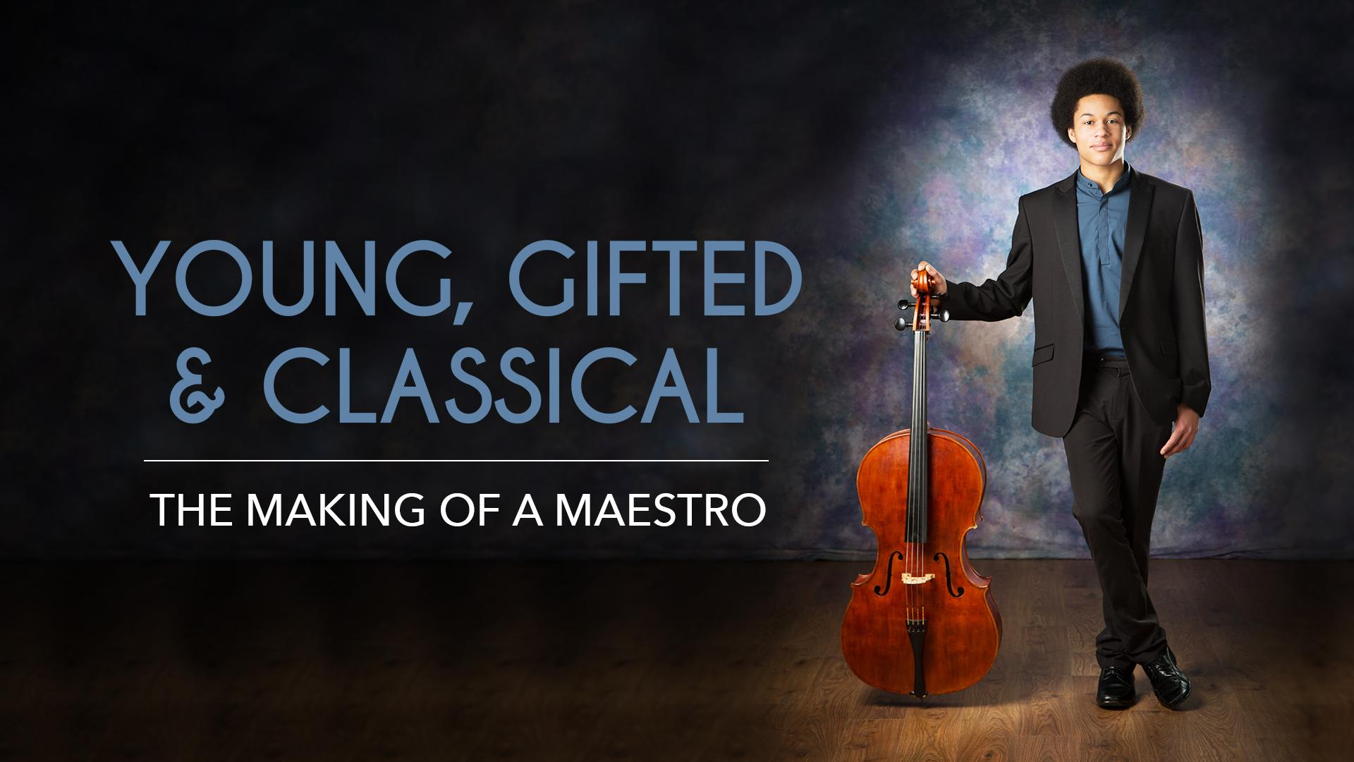 Young Gifted and Classical: The Making of a Maestro - New Releases category image